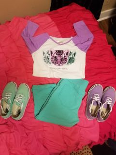 Outfit and shoes (Please Read