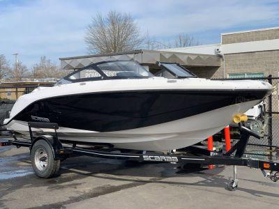2019 Scarab 195 G Jet Boats Eugene, OR