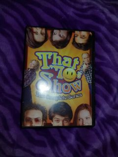 That 70s show. Complete series. All discs. DVD
