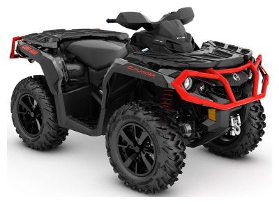 2019 Can-Am Outlander XT 850 Utility ATVs Cartersville, GA