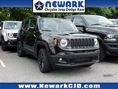2018 Jeep Renegade ALTITUDE 4X4 (black)