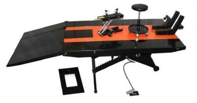 PRO 1200SEMAX ATV / Motorcycle Lift - Sides, Vise included