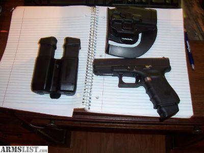 For Sale/Trade: Glock 19 Gen 4 upped