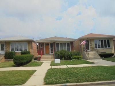 3 Bed 1 Bath Foreclosure Property in Chicago, IL 60638 - W 59th St