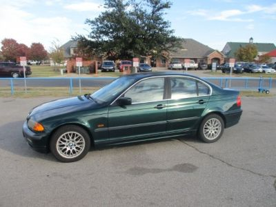 1999 BMW 3-Series 328I 4dr Sdn