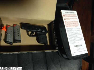 For Sale: M and P Bodyguard 380