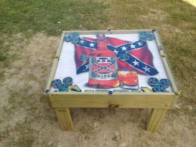 Custom hand built tables call or text 601 five two zero 87 six 8 (Beeville tx )