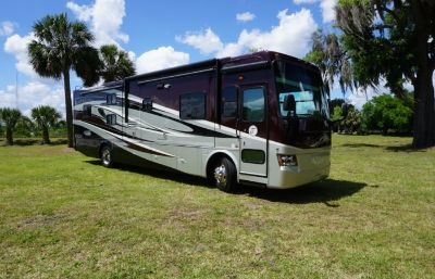 2011 Tiffin Motorhomes ALLEGRO RED 38QBA