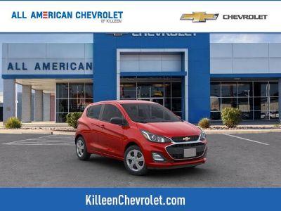 2019 Chevrolet Spark (red hot)