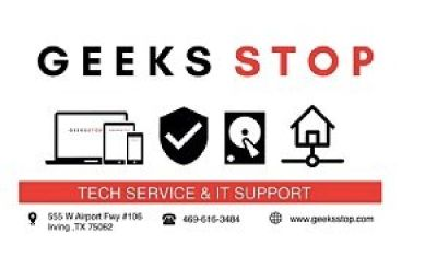 Geeks Stop - Cellphone Computer & Managed IT Service