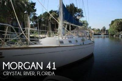 1968 Morgan 41