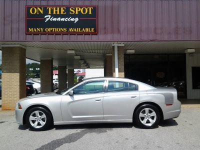 2012 Dodge Charger SE (Silver Or Aluminum)