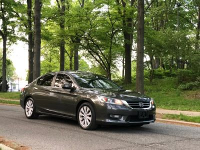 2013 Honda Accord EX-L (Gray)