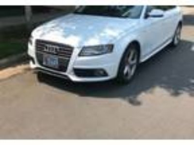 2012 Audi A4 Sedan in Wilsonville, OR