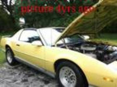 Classic For Sale: 1992 Pontiac Firebird for Sale by Owner