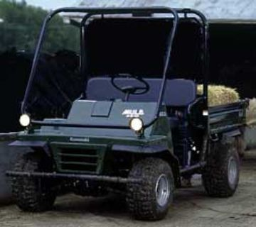 1999 Kawasaki Mule 2510 4X4 Utility SxS Utility Vehicles Littleton, NH
