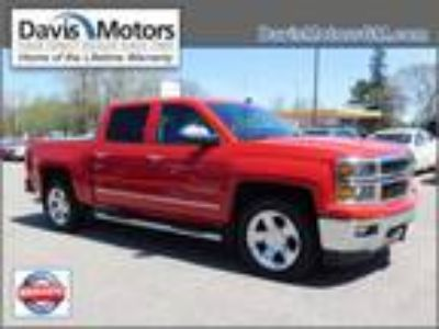 used 2014 Chevrolet 1500 for sale.