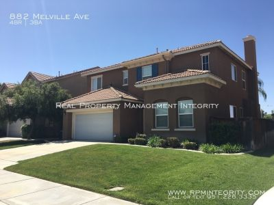 Beautiful home in the Rancho San Jacinto Community
