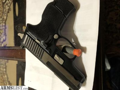 For Sale/Trade: sig P224 equinox . 40 cal