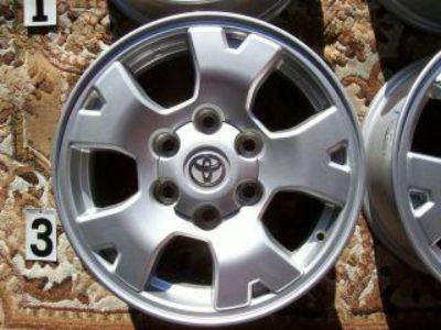 Buy TOYOTA TACOMA TRD 16 WHEELS RIMS STOCK OEM TUNDRA 4RUNNER FJ motorcycle in Fairfield, California, US, for US $120.00