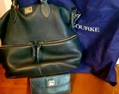 3 Used but good Authentic Handbags
