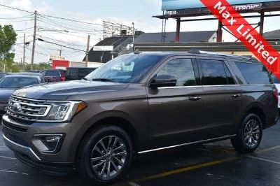 2018 Ford Expedition Max Limited (Brown)