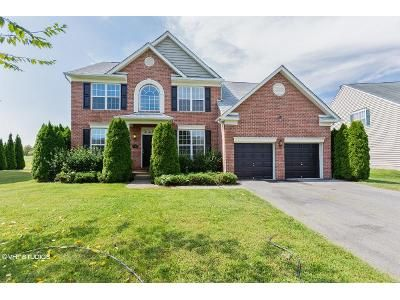 4 Bed 4 Bath Foreclosure Property in Hagerstown, MD 21740 - Berwick Ter