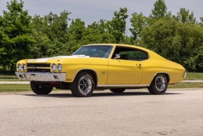 1970 Chevrolet Chevelle SS : Muscle Cars For Sale