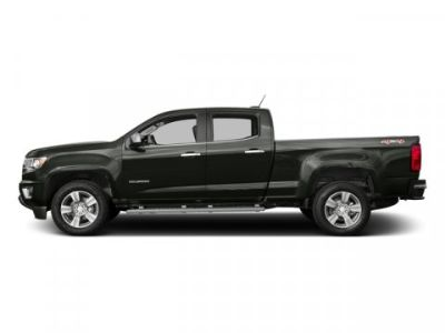 2018 Chevrolet Colorado 2WD LT (Graphite Metallic)