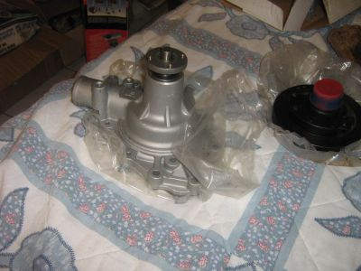 ford hipo alumium waterpump