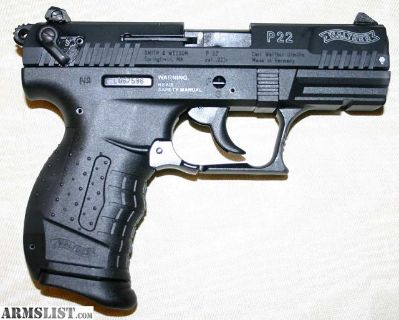 Want To Buy: Walther P22