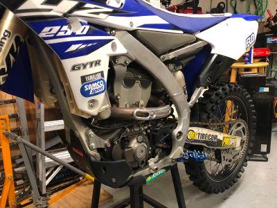 2015 Yamaha YZ 250F