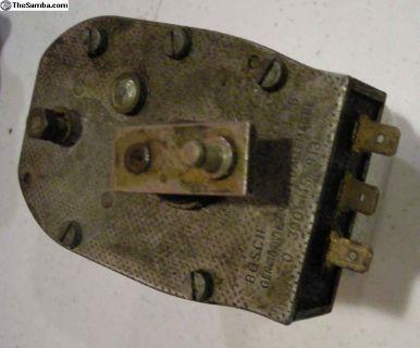 6v 3 Prong Wiper Motor 113955111R