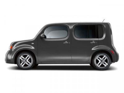 2010 Nissan cube 1.8 S Krom Edition (Steel Gray Pearl Metallic)