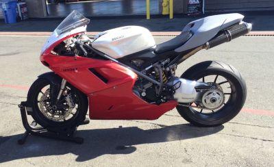08 Ducati 848 Track Bike