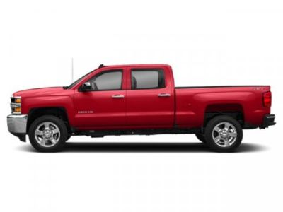 2019 Chevrolet Silverado 2500HD Work Truck (Red Hot)