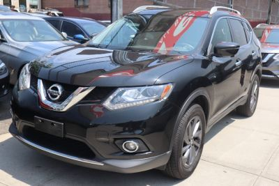 2016 Nissan Rogue AWD 4dr SL (Magnetic Black)