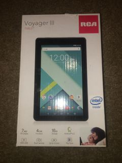 Unopened / BNIB RCA Voyager 3 16gb Tablet