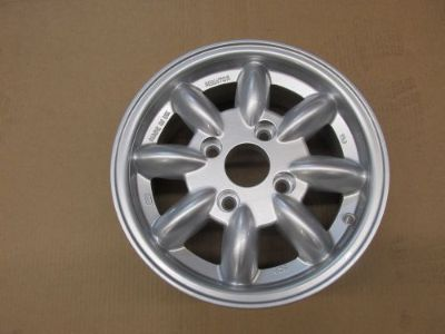 Purchase Sunbeam,Datsun,Ford,GM, KN Minator 13 x 5.5, 8 Spoke Alloy Wheel,4 X 108, No Cap motorcycle in Kansas City, Missouri, United States, for US $119.00