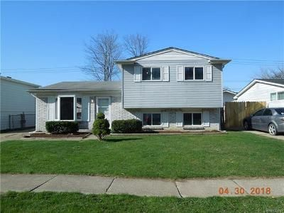 3 Bed 1 Bath Foreclosure Property in Harrison Township, MI 48045 - Orchid St