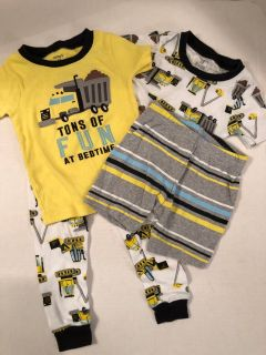 Carter s Brand Toddler Boy 4 Pc. Pajamas