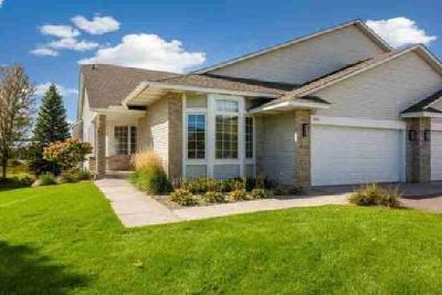 3725 Archer Lane N Plymouth Three BR, Gorgeous twin home on
