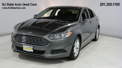2014 Ford Fusion SE (Sterling Gray Metallic)