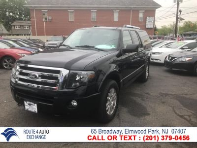 2012 Ford Expedition EL Limited (Black)