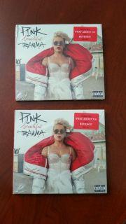 Free Pink beatiful trauma cd