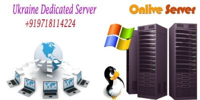 Web Hosting By Dedicated Server in Ukraine – Onlive Server