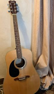 Austin Acoustic Guitar - left handed