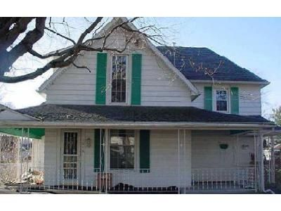 3 Bed 1 Bath Foreclosure Property in Darlington, IN 47940 - S Douglas St