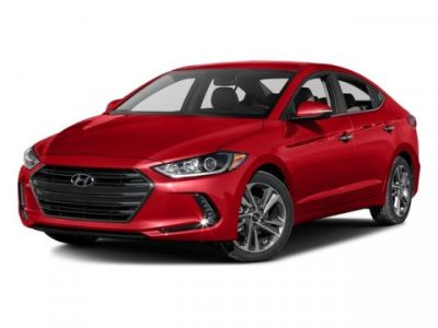 2017 Hyundai Elantra Limited (Lakeside Blue)