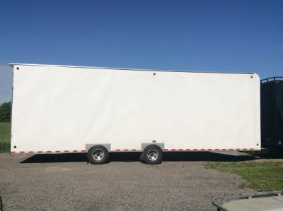 Pull trailer